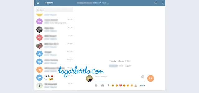Cara Penggunaan Sosial Media Telegram - Pastikan Kamu Mengerti Cara Menggunakannya