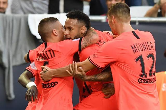 مشاهدة مباراة باريس سان جيرمان وبوردو بث مباشر
