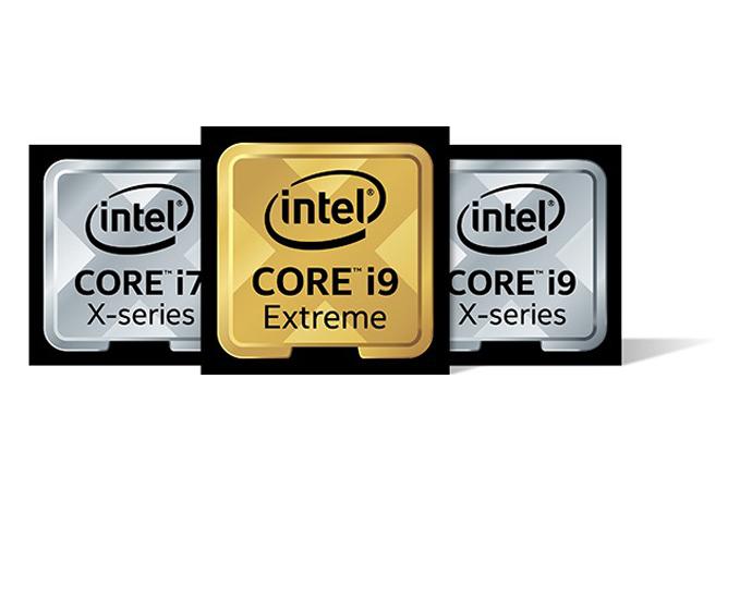 Intel Conference: Core i9 Core and Core X Series Processors