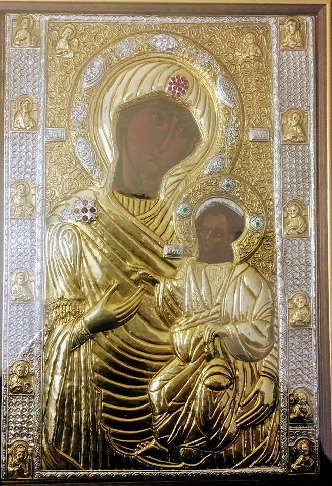 Сказание  за чудотворната Иверска икона на Божията Майка