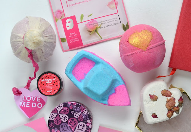 Lush Valentine's Day Collection 2021