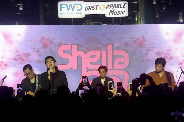 Unstoppable Music with Sheila on 7!