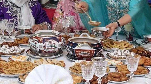 مواد تنظيف سامة على موائد المغاربة قبيل شهر رمضان