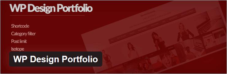 WP Design Portfolio plugin