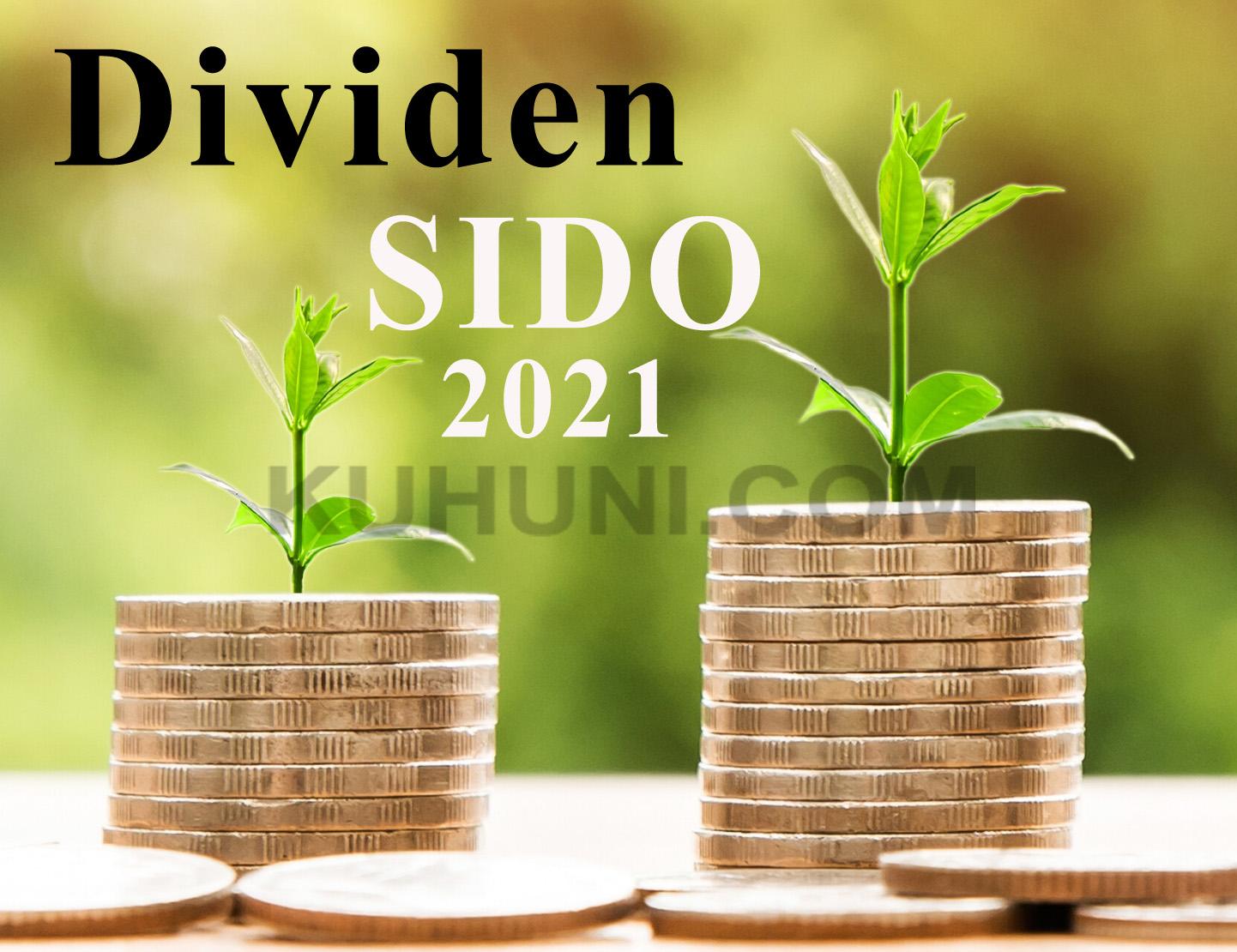Dividen SIDO 2021