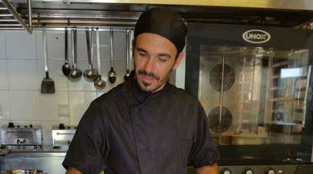 Chef Theodoros Corinth