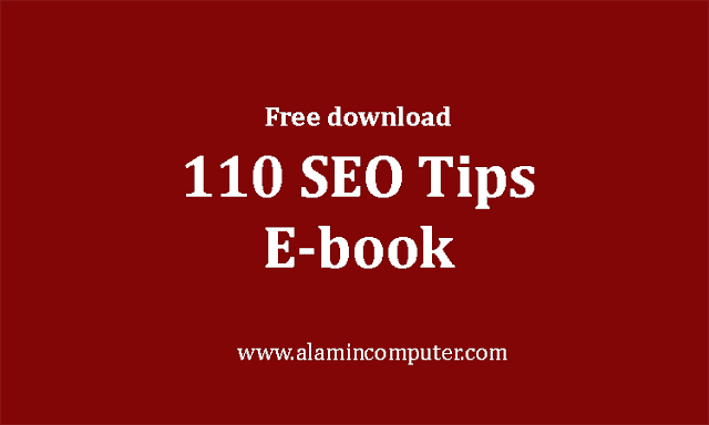110 SEO Tips ebook download free