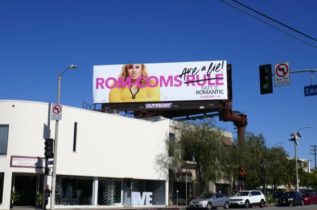 Isnt It Romantic billboard
