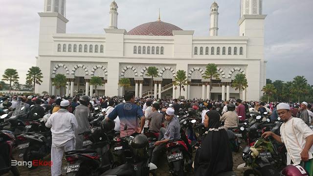 wisata religi pontianak