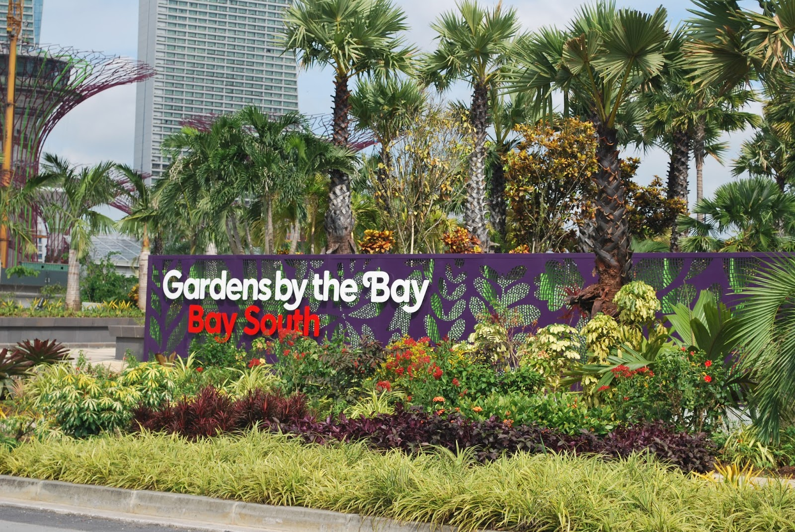 To Travel To Learn Taman Avatar Gardens By The Bay