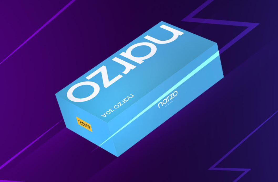 Realme Narzo 30A Dipastikan Segera Masuk Indonesia, Seperti Ini Kotak Penjualannya