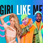 Girl Like Me – Black Eyed Peas, Shakira