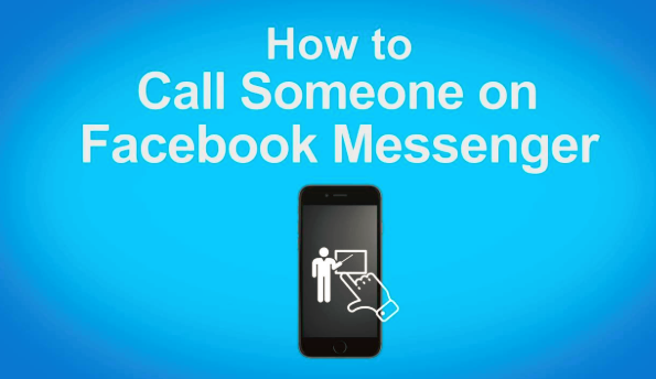 How To Make A Call From Facebook