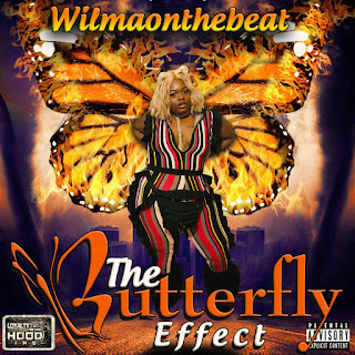 New Music: WilmaOnTheBeat - The ButterFly Effect