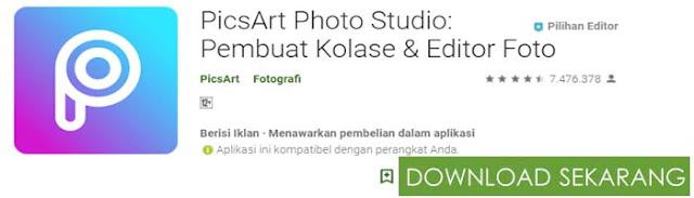 aplikasi edit foto paling populer di dunia