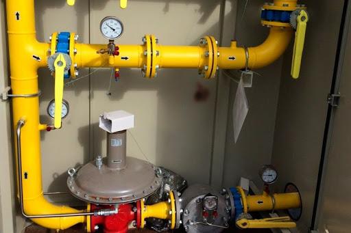 elementos de instalación de gas Zaragoza