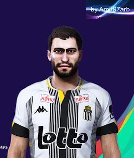 PES 2021 Faces Kaveh Rezaei by Amir97arb