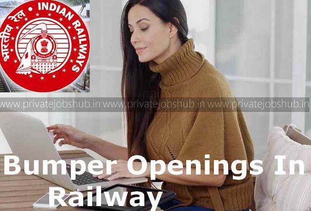 Bumper Openings In Railway