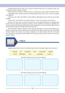 Psikoloji Ders Kitabı Cevapları Tekno Artı Yayınları Sayfa 14