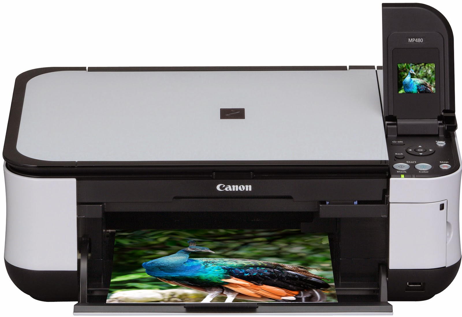 Resetter Canon mp287