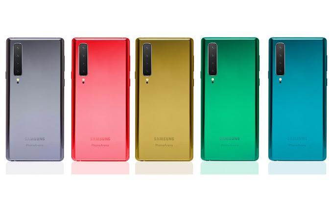 Samsung ประกาศจัดงาน  Unpacked 2019 อาจมีการเปิดตัว Galaxy Note 10