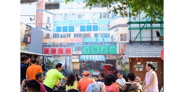 Harga Tiket Masuk Chinatown Bandung