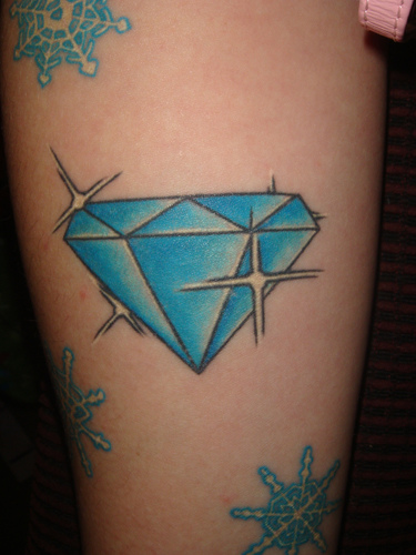Diamond Tattoo | Tattoos Photo Gallery