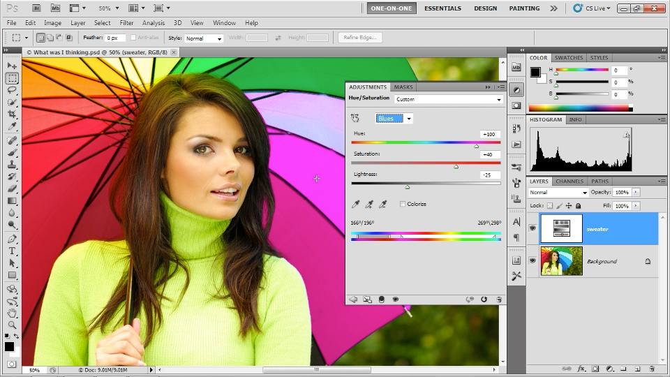 Photoshop Fundamentals Free Course By Mixedsoft.com