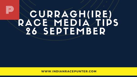 Curragh Race Media Tips 26 September