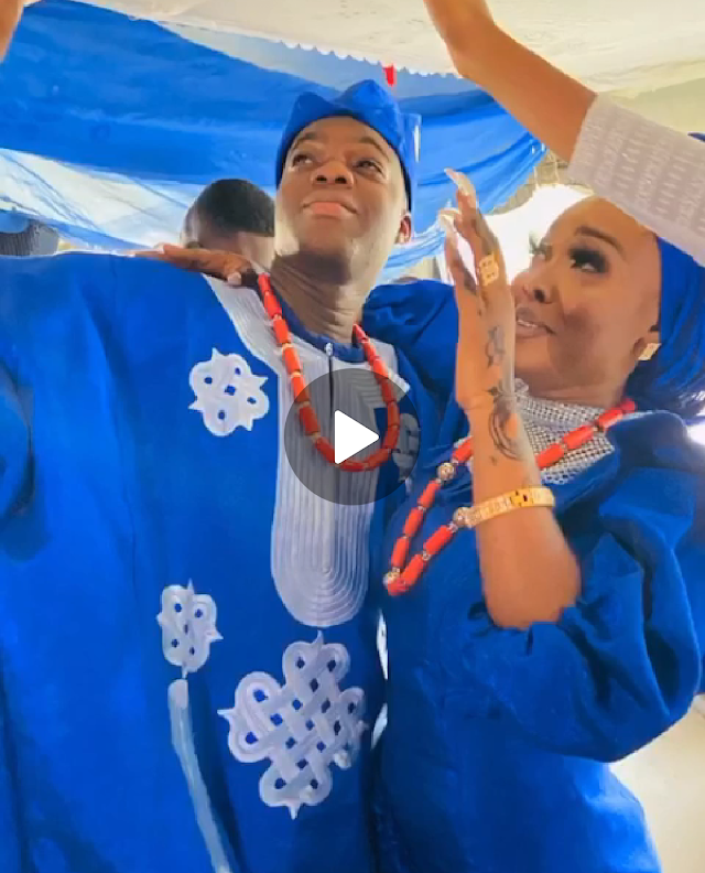 Comedian Cute Abiola Tied The Knot Secretly With An Ibadan Lady, Dumps Colleague Adeherself. VIDEO