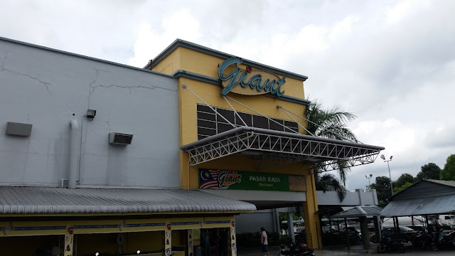 Giant Hypermarket Senawang