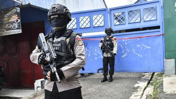 4 Terduga Ter*ris Ditangkap di Jakarta dan Bekasi, Ini Perannya