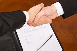 Contoh MoU atau Surat Perjanjian Kerjasama: dan Cara Membuatnya