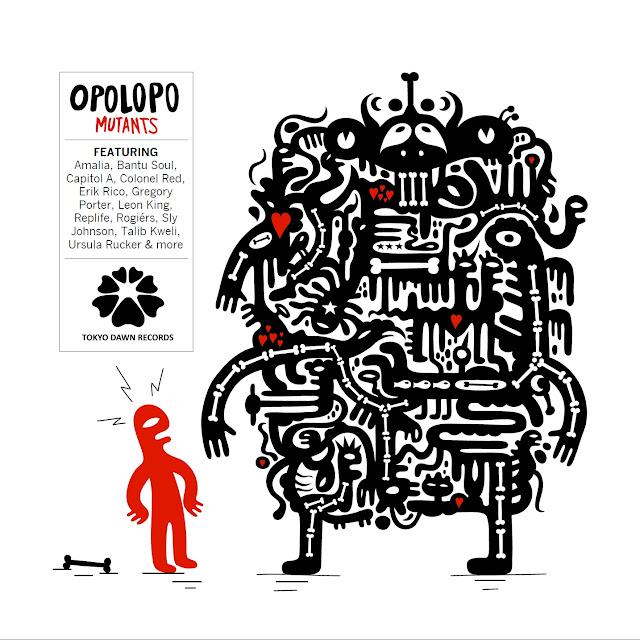 Sag hallo zu Opolopo's Mutanten!