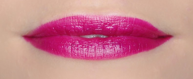 Urban Decay Revolution Lipstick in the color Venom