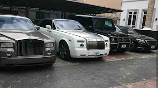 dino melaye cars pictures