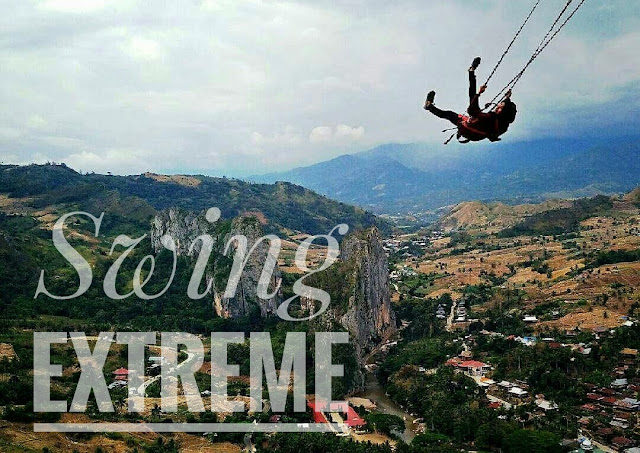Swing Extreme di Bukit Cekong
