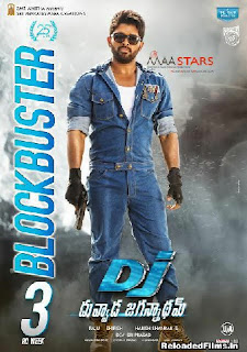 DJ – Duvvada Jagannadham (2017) Full Movie Download in Hindi 1080p 720p 480p