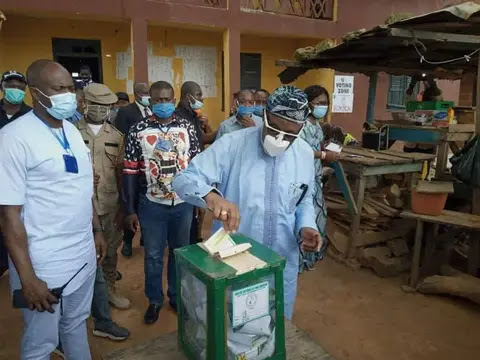 74bd81c7 0640 4af3 aa28 7b8cf0532f61 - Huge prove as Ondo holds LG election[Photos]