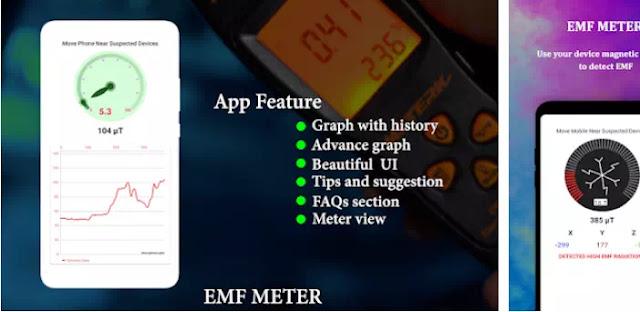 Aplikasi Pendeteksi Radiasi EMF Gratis Terbaik-5