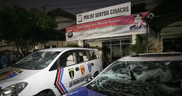 Kronologis Kru ANTV Jadi Korban Penyerangan Polsek Ciracas: Lu Polisi Bukan?!