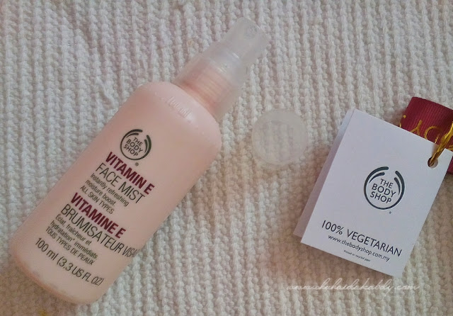 The BodyShop | Vitamin E Face Mist