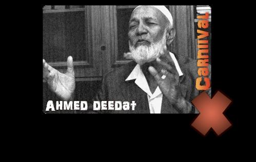 فارس الدعوة أحمد ديدات الموضوع
