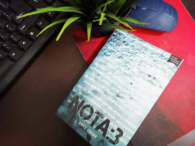 Review Novel Nota 3 by Shaz Johar