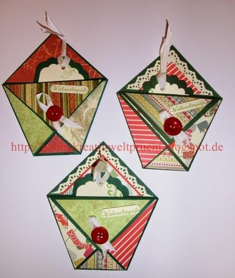 hobby kreativ welt weihnachtliche gutschein karten. Black Bedroom Furniture Sets. Home Design Ideas