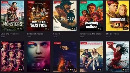 افضل مواقع مشاهدة وتحميل الأفلام والمسلسلات العربية والأجنبية