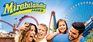 Logo Concorso ''Con RDS vinci il divertimento a Mirabilandia''