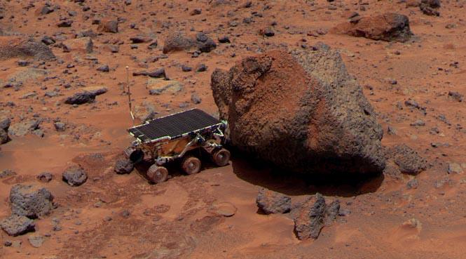 mars rover sojourner - photo #19