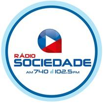 Assista estúdio ao vivo Rádio Sociedade FM 102,5 - Salvador / BA