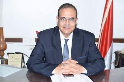 """تكليف """"عبدالخالق """" قائماََ بأعمال رئيس جامعة سوهاج"""